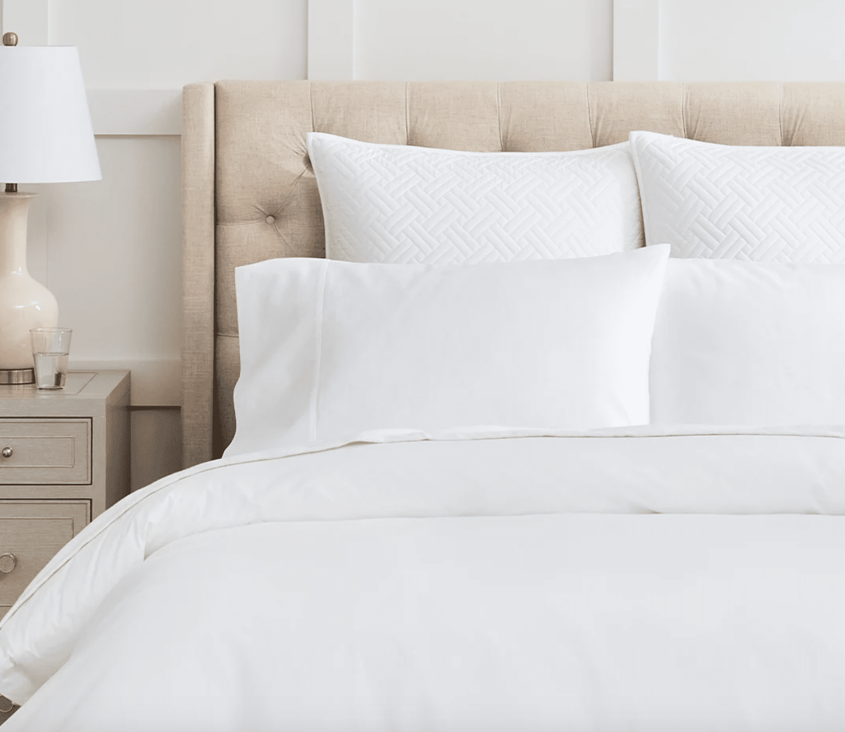 Boll & Branch - Percale Tailored Sheet Set