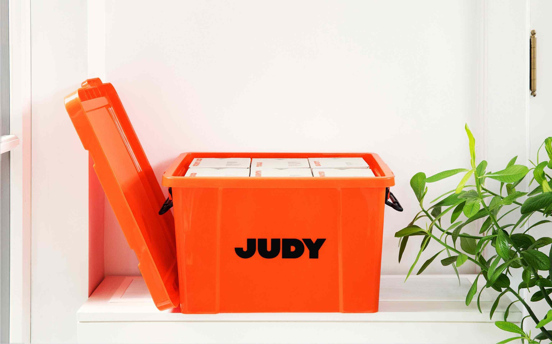 Judy The Safe Emergency Kit