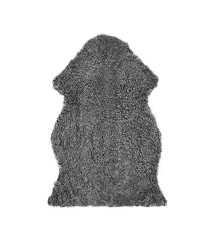 Barneys New York Sheepskin Rug