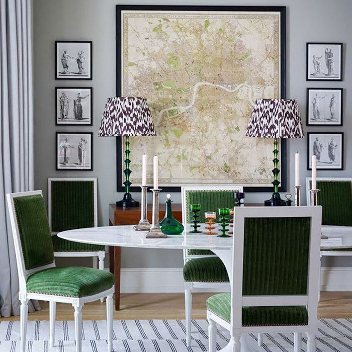 Dining Room Paint Schemes: 12 Dining Room Paint Colors To Transform Your Dining Room