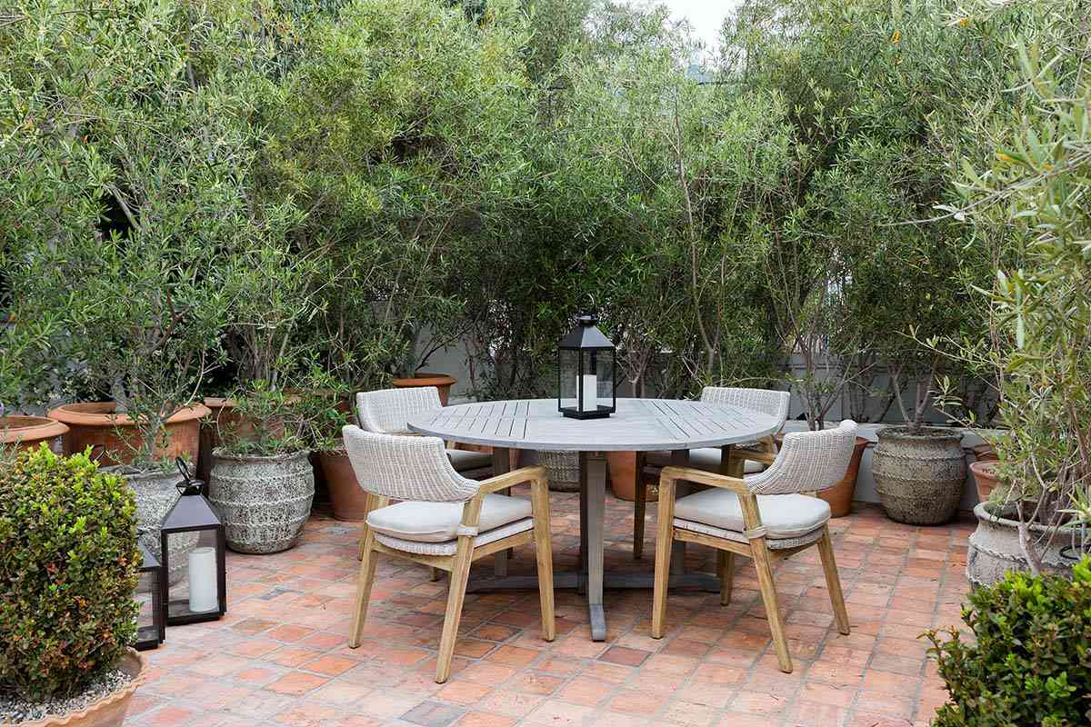 The Best Outdoor Dining Room Design Ideas