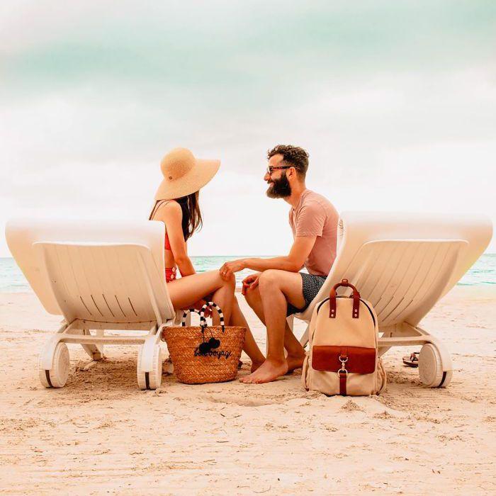 Nuevos queridos: los lugares más fáciles para viajar