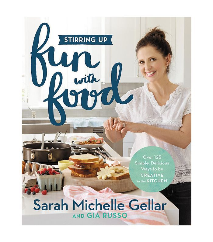 Sarah Michelle Gellar and Gia Russo Stirring Up Fun with Food