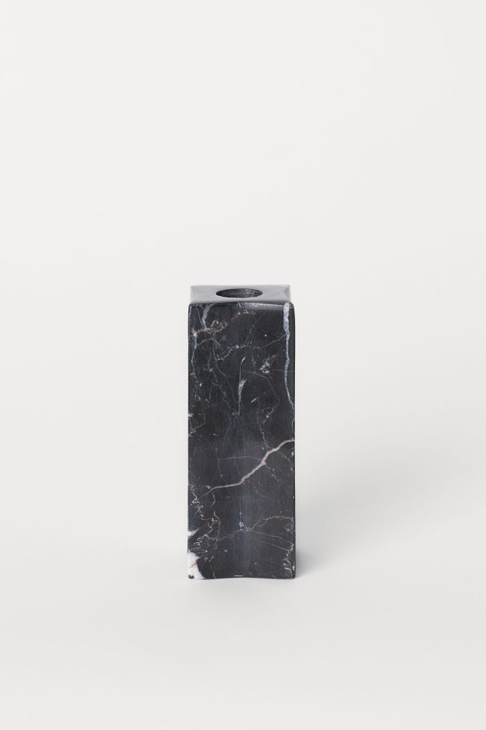 H&M Marble Candlestick