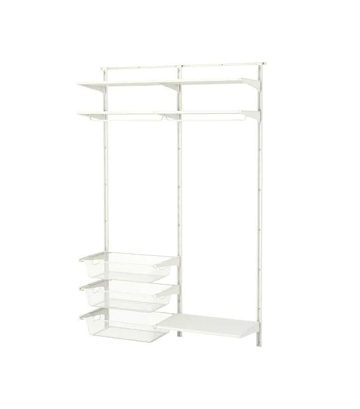 Algot Wall Upright Shelves by IKEA