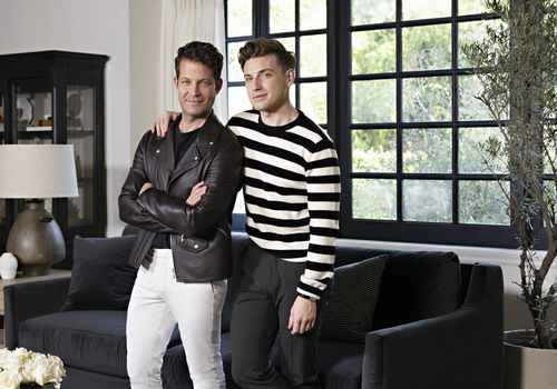 Nate Berkus and Jeremiah Brent Living Spaces
