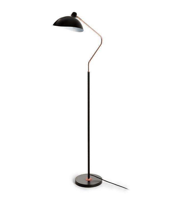 Cfl Industrial Task Floor Lamp