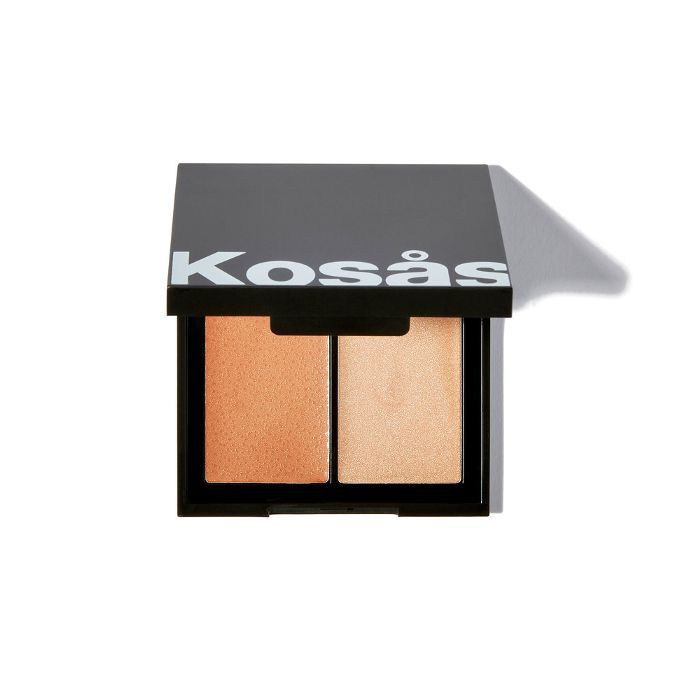 Kosas Tropic Equinox Crème Blush and Highlighter Duo