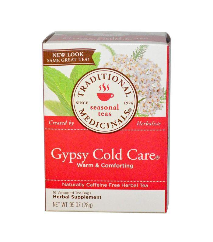 Traditional Medicinals Gypsy Cold Care