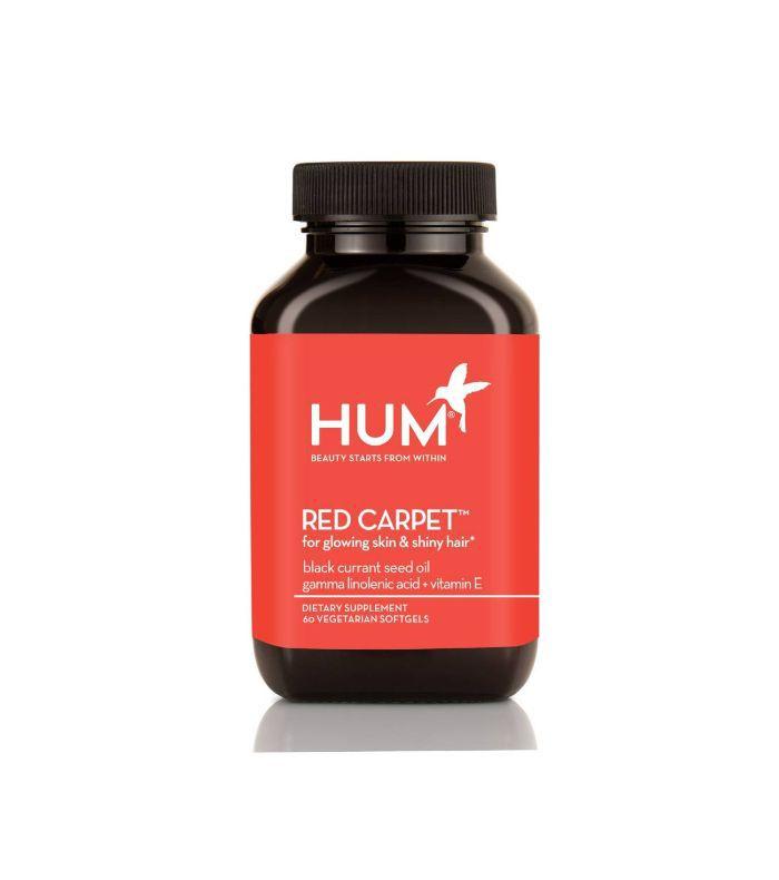 Hum Nutrition Red Carpet Capsules