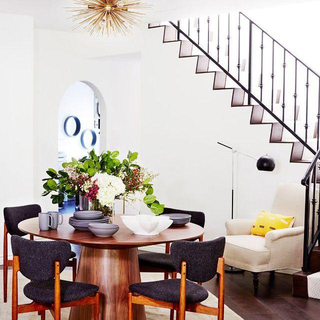 Erin Foster—midcentury dining room