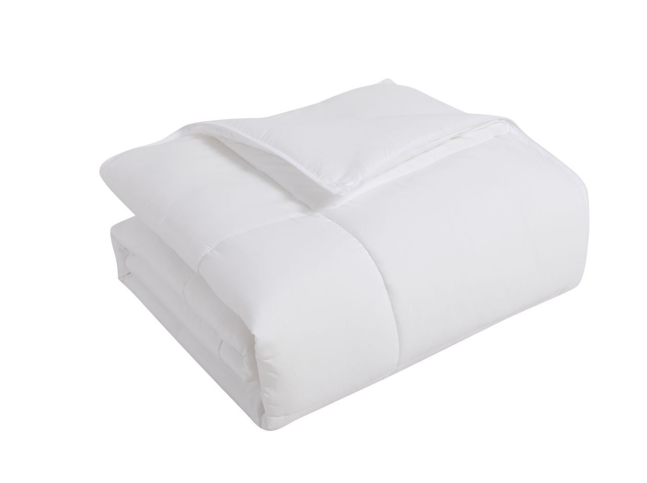 White Down Alternative Comforter Duvet Insert
