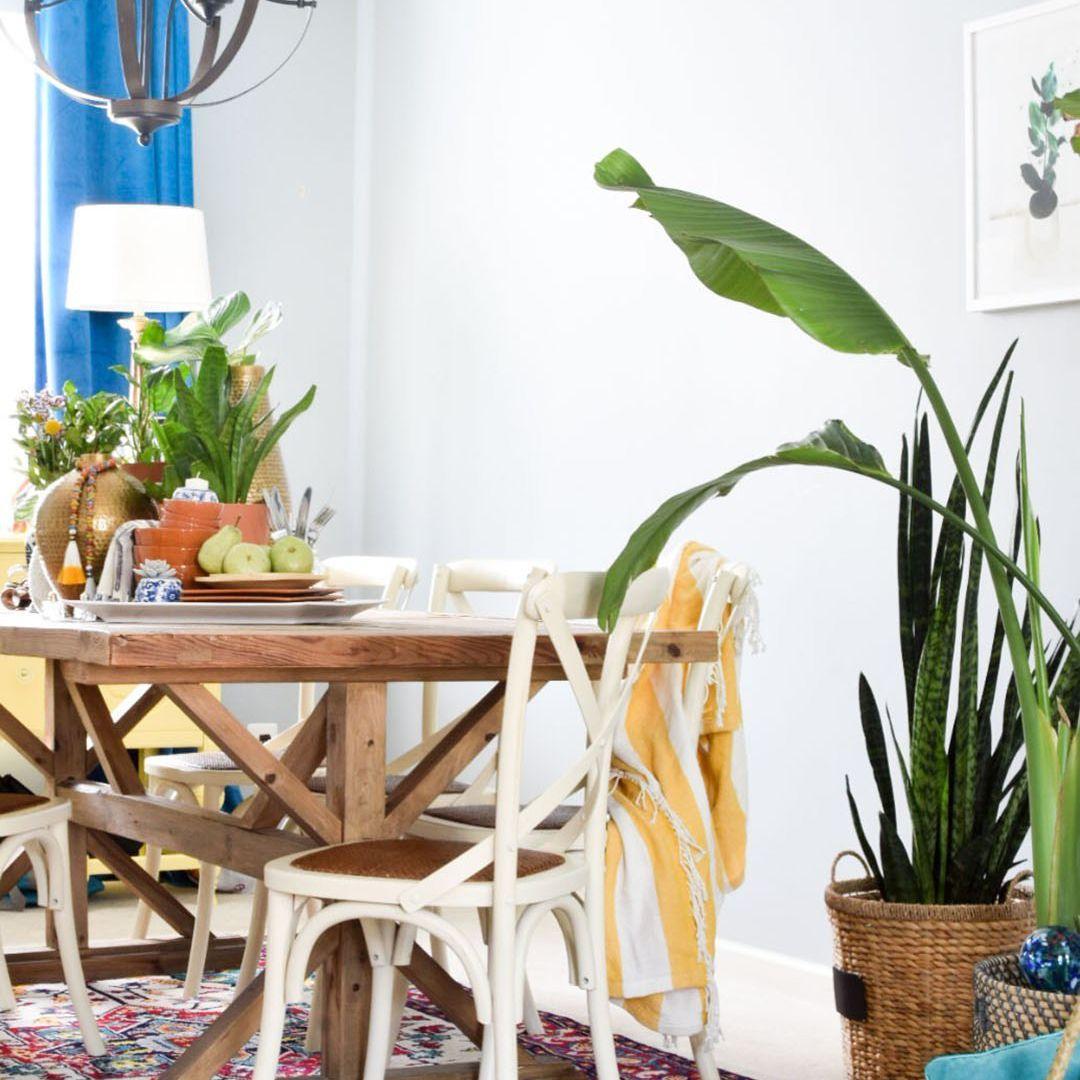10 Beautiful Bohemian Dining Rooms We Love