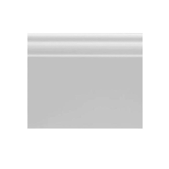 PVC Composite White Colonial Base Moulding