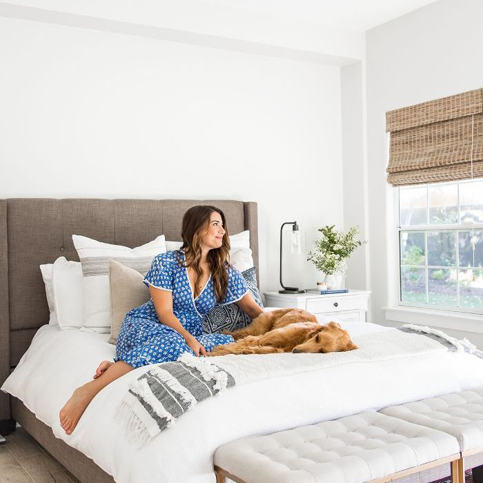 Weeknight Bite—bedroom design