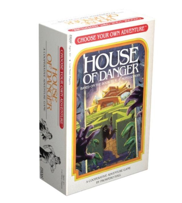 ZMan House of Danger