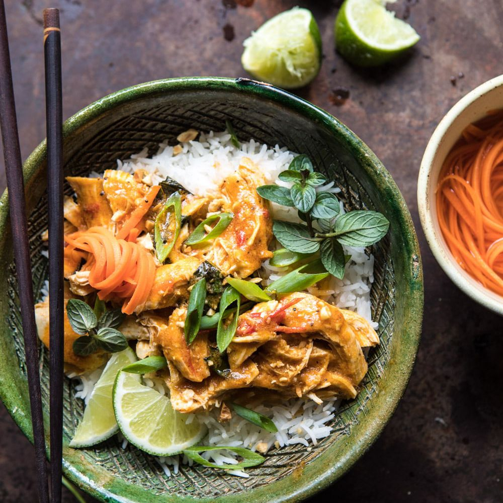 The 7 Best Thai Recipes to Transport Taste Buds to Bangkok
