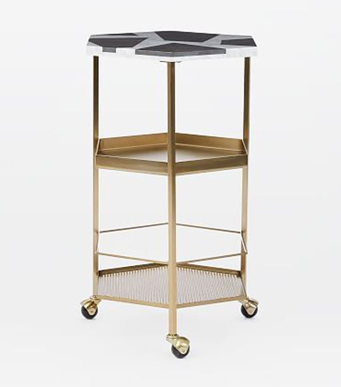 Roar + Rabbit Bar Cart
