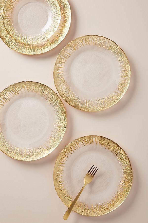 Thistlewhit Dinner Plates, Set of 4