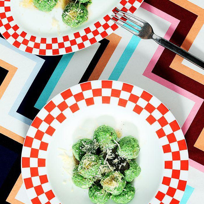 Libro de cocina familiar de Missoni