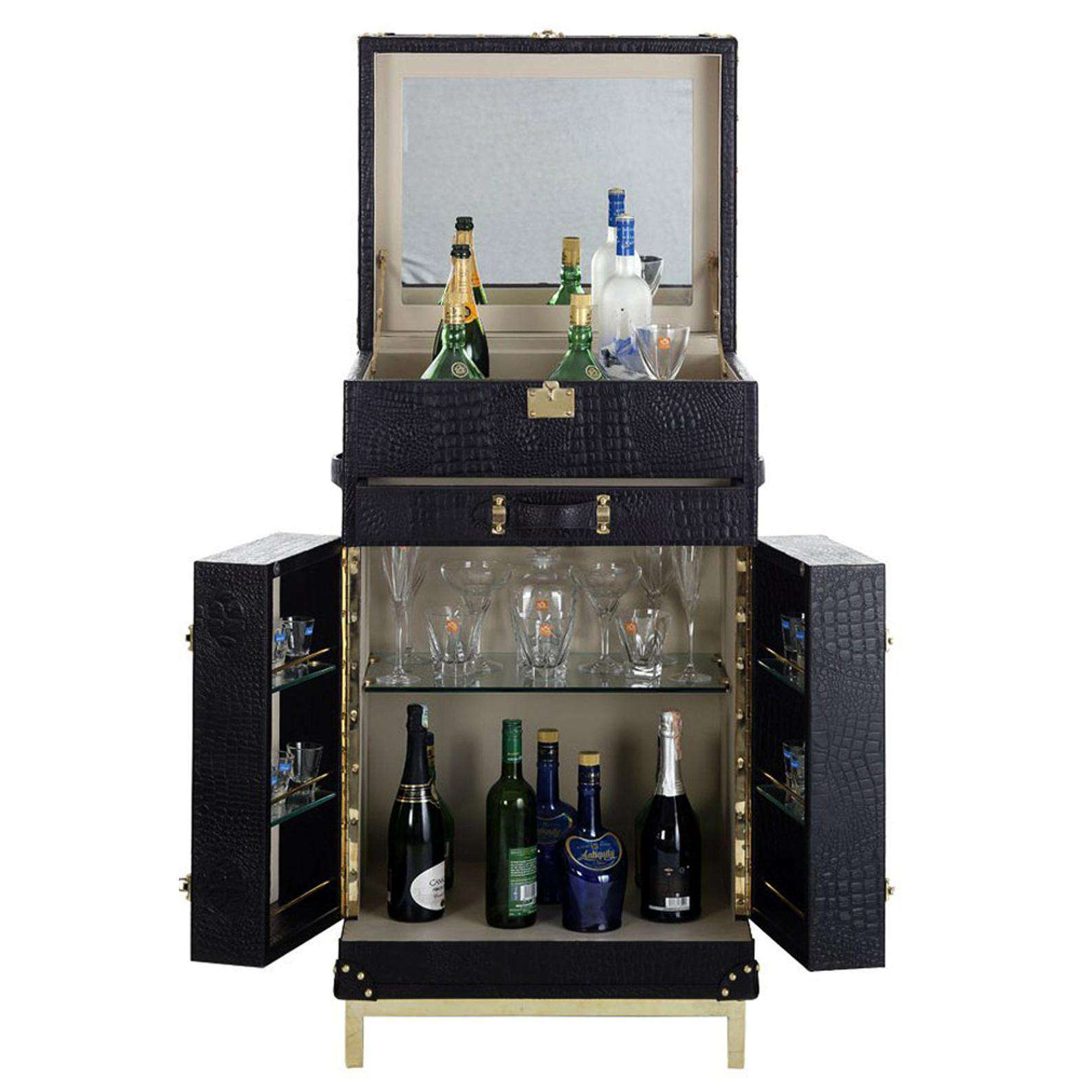 The 12 Best Bar Cabinets Of 2021