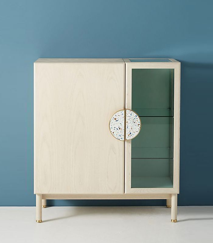 Anthropologie Perrie Bar Cabinet