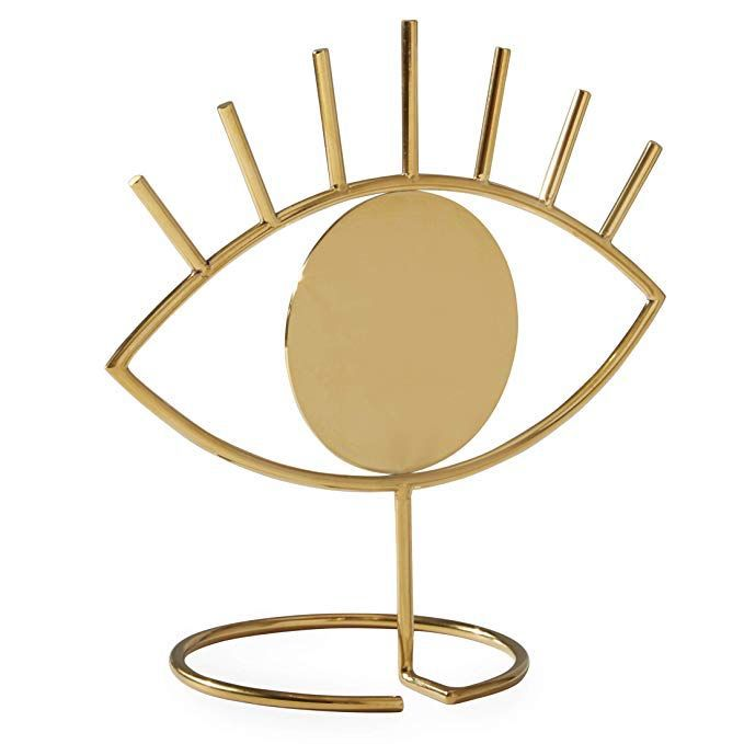 Now House by Jonathan Adler Wink Brass Object