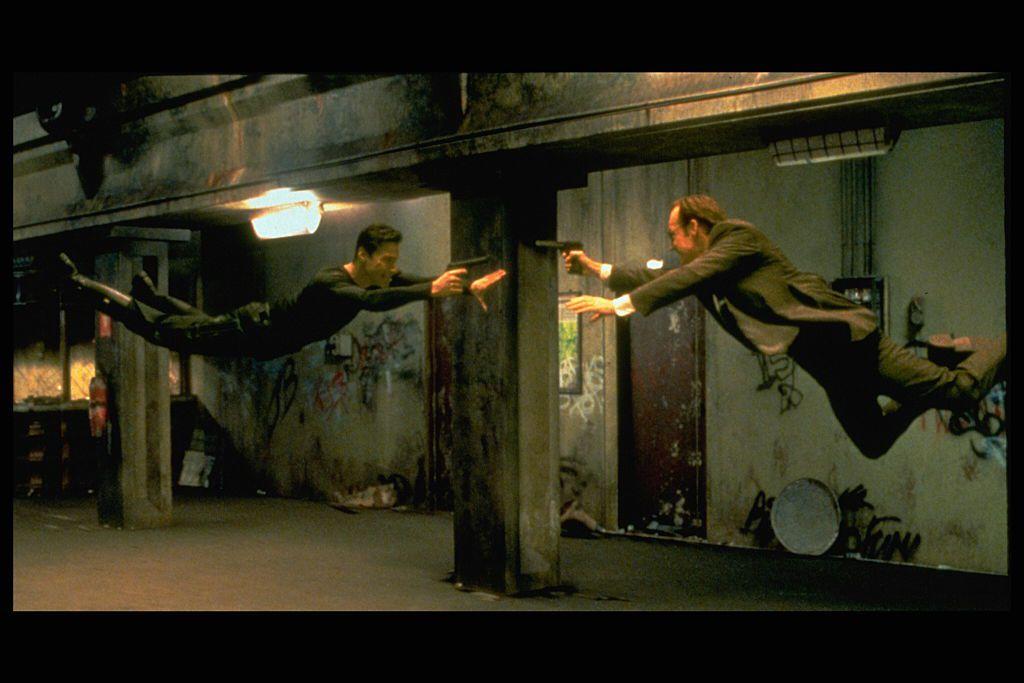 best 90s movies - the matrix