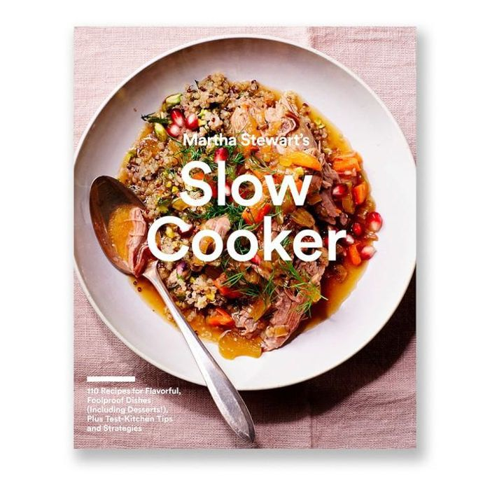 Martha Stewart's Slow Cooker Cookbook