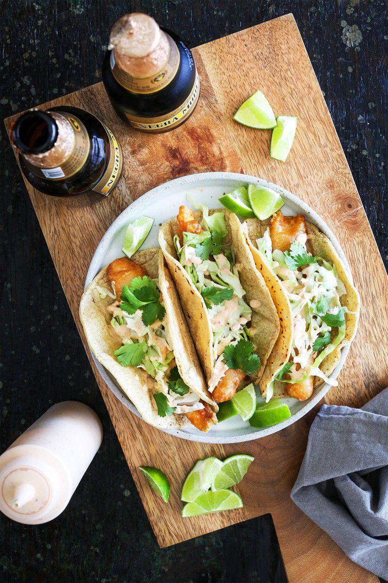 14 Easy Fish Taco Recipes to Enjoy Alfresco This Summer