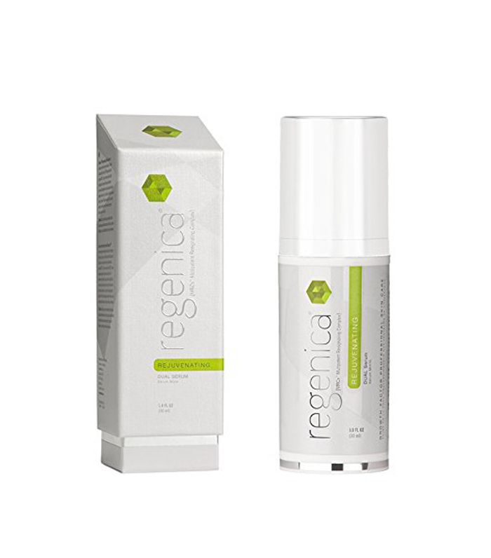 Regenica Rejuvenating Dual Serum Smile Lines