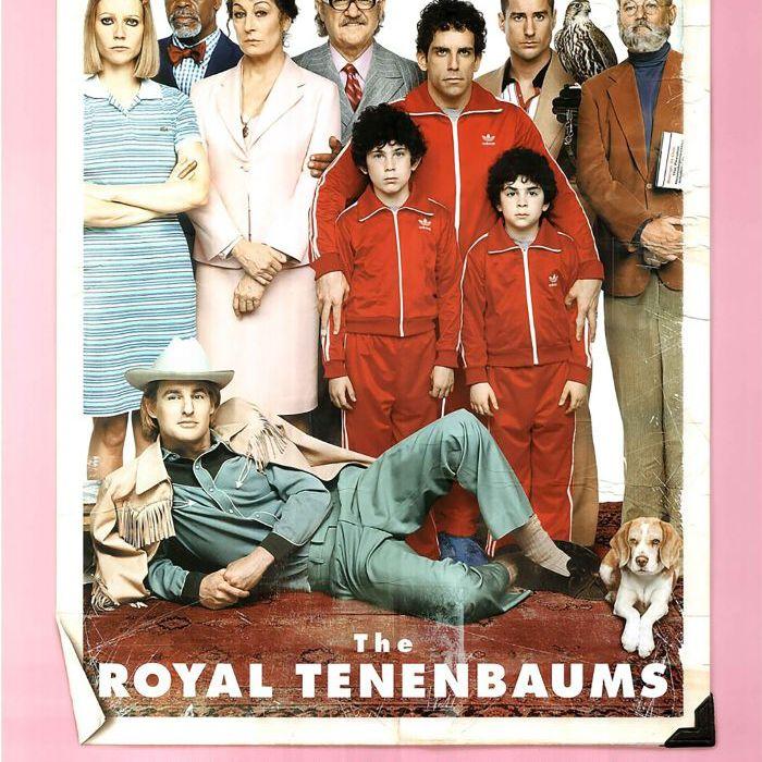 Decoración inspirada en Wes Anderson - The Royal Tenenbaums