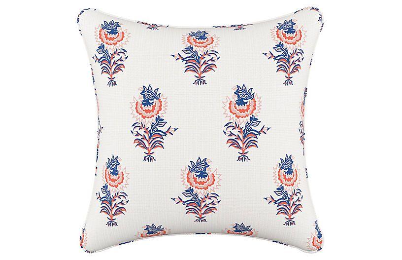 Desert Flower Pillow