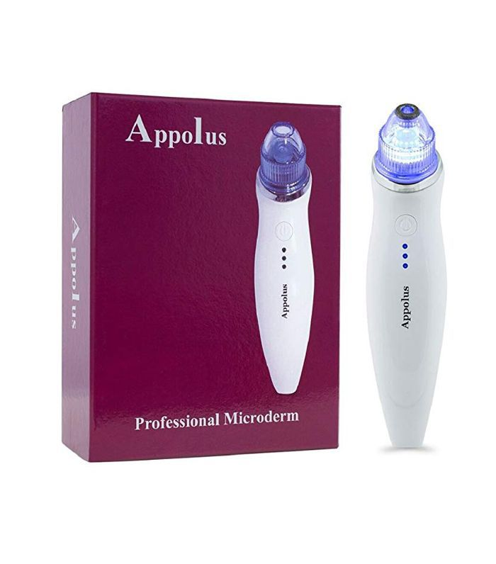Appolus Premium Diamond Microdermabrasion Device Kit At-home microdermabrasion kits