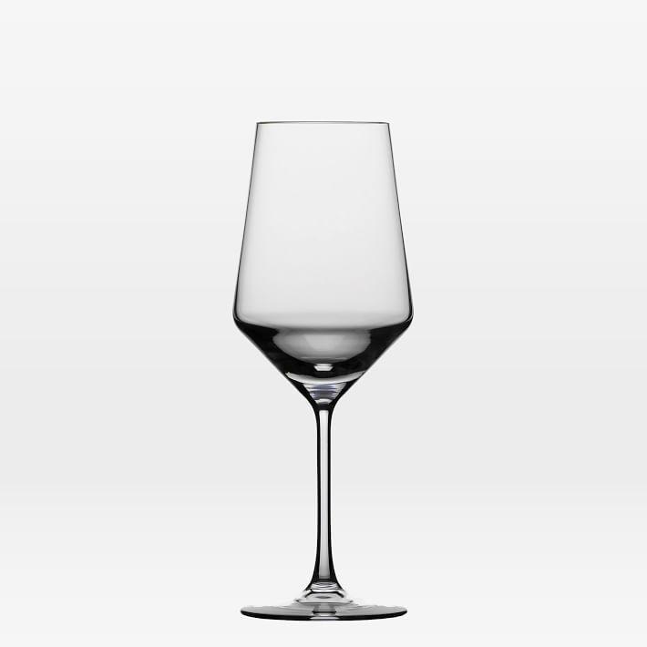 A wine glass designed for Sauvignon Blanc.