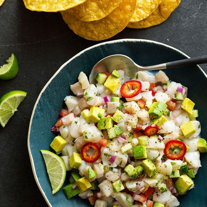 We're Shook: This Tangy Ceviche Recipe Is a Game Changer