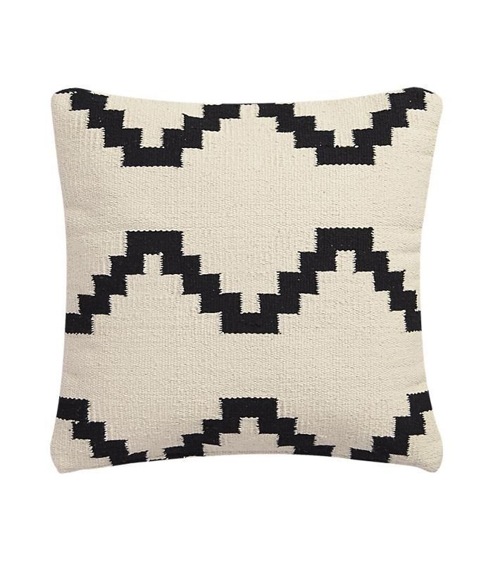 Southwestern Central Kilim Throw Pillow