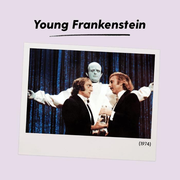 joven frankenstein