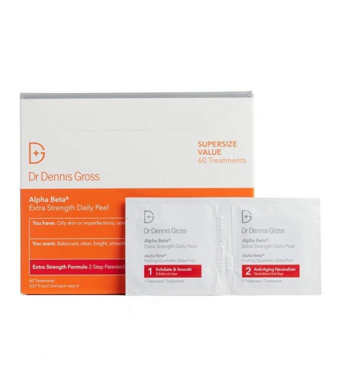 Alpha Beta(R) Extra Strength Daily Peel 30 Treatments
