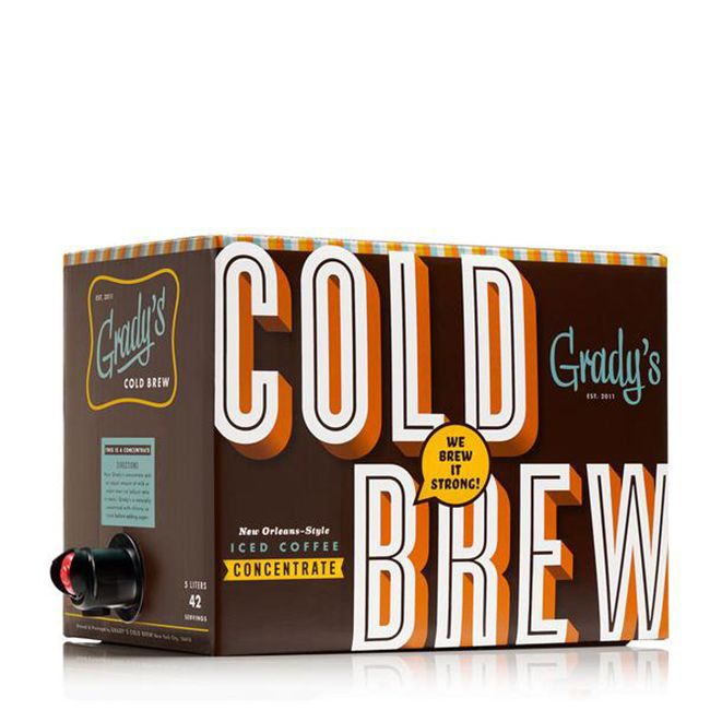 Grady's Cold Brew Concentrate