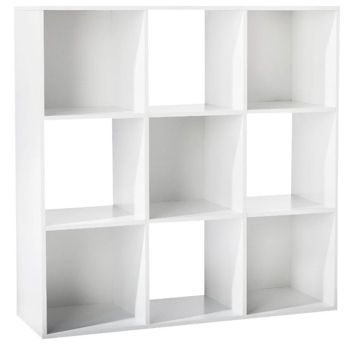 Room Essentials 9-Cube Organizer Shelf 11