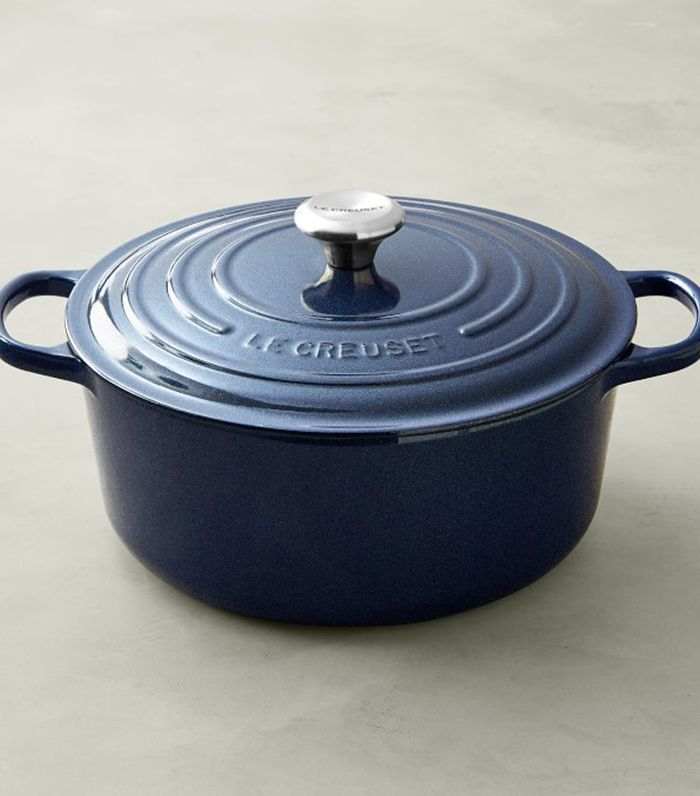 Williams Sonoma Le Creuset Signature Cast-Iron Round Dutch Oven Keto Soup Recipes
