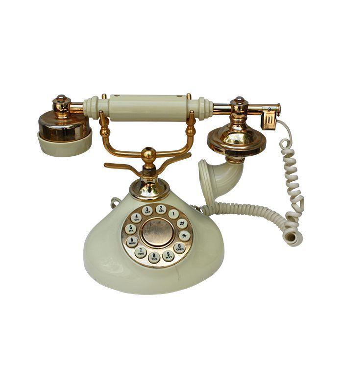 Vintage Hollywood Regency Phone