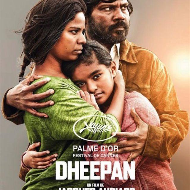 Dheepan (2016) poster
