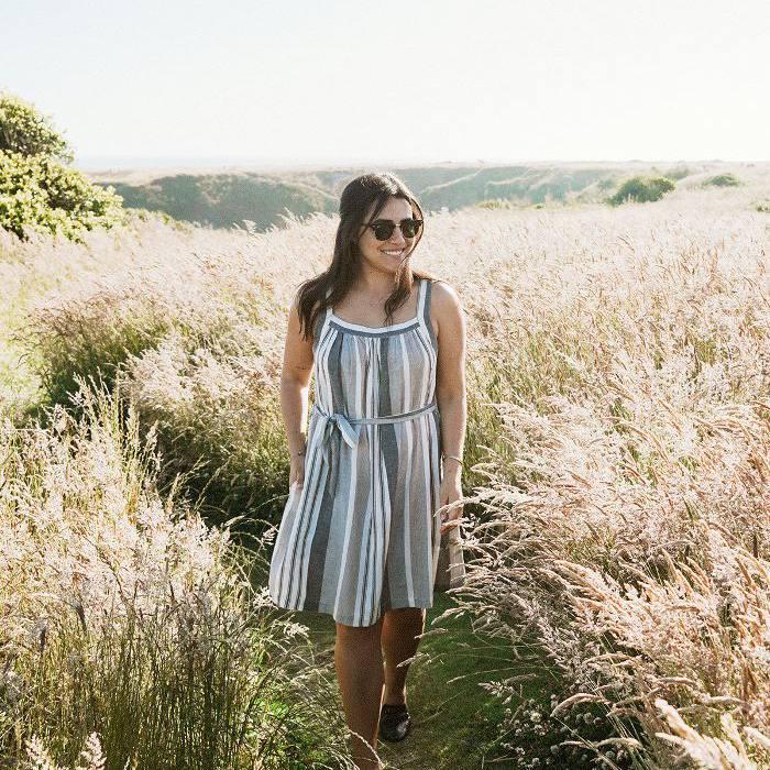 Jessica Wright, cofundadora de Gather + Getaway