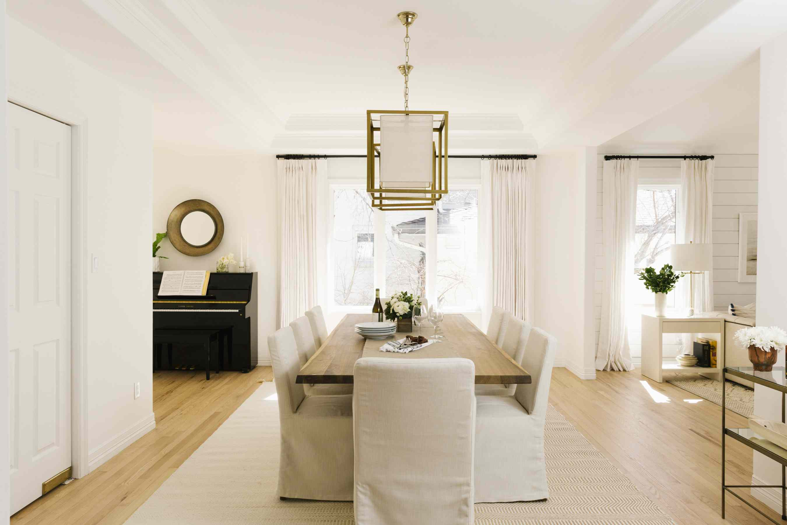Havenly Dining Room