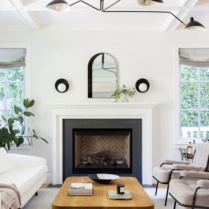 diseño moderno de sala de estar