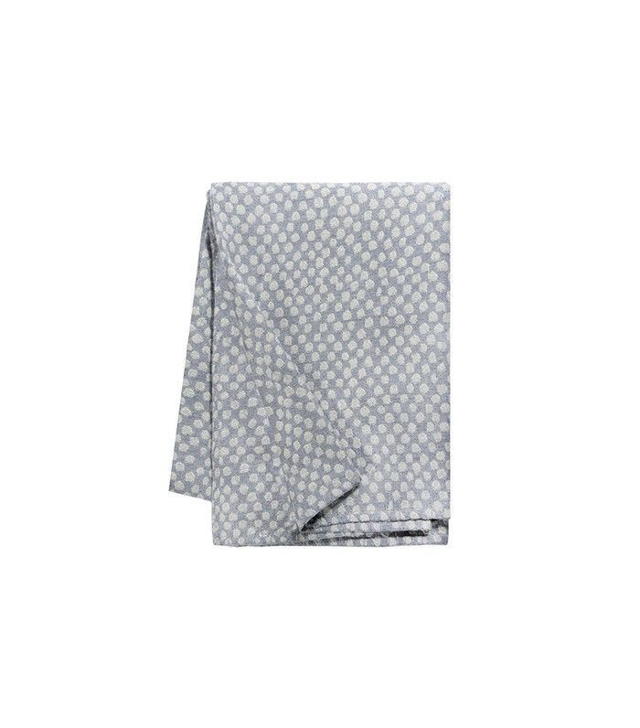 Kelly Wearstler Dots Baby Alpaca Throw