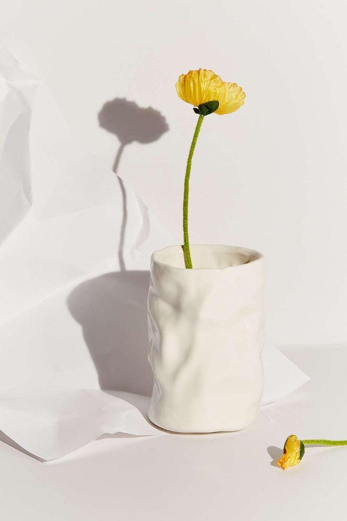 Crinkle Vase