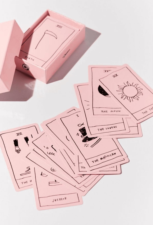 ADAMJK OK Tarot Card Deck